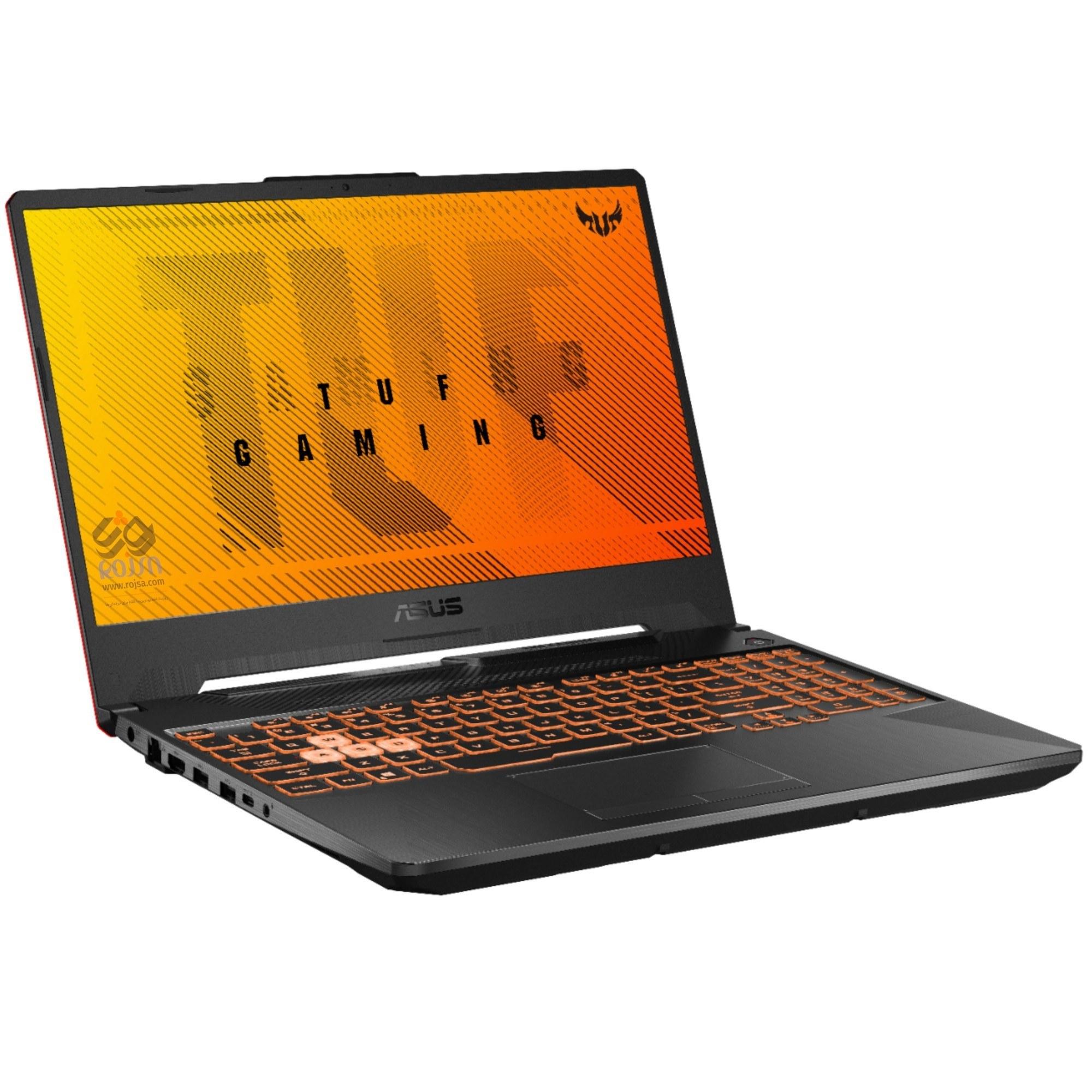 تصویر لپ تاپ ASUS TUF Gaming F15 FX506LI-US53