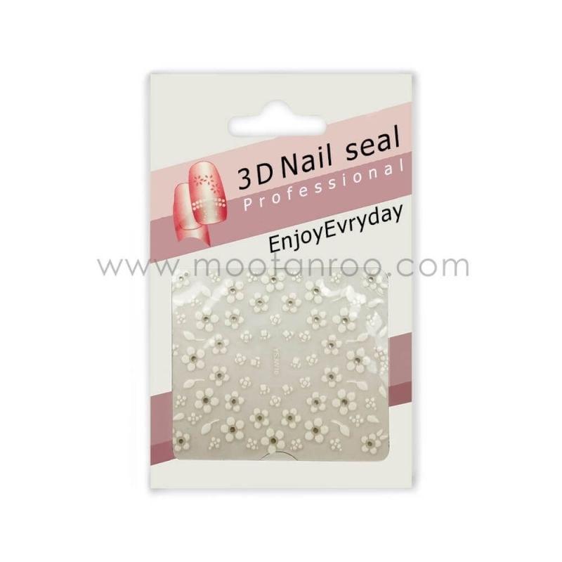 برچسب ناخن 3d nail seal(10)