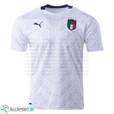 پیراهن پلیری دوم ایتالیا Italy 2020 Away Soccer Jersey player
