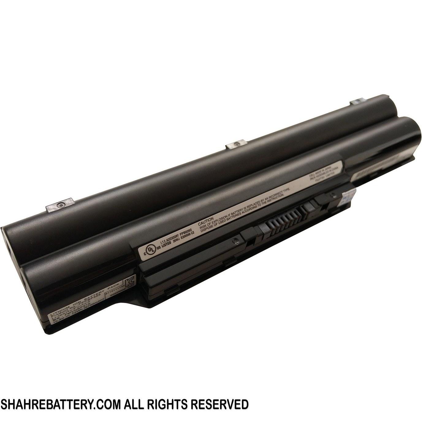 تصویر باتری اورجینال لپ تاپ فوجیتسو Fujitsu S751 S761 FPCBP325 Fujitsu S751 S761 FPCBP325 Original Battery