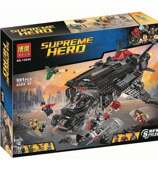 ساختنی بلا مدل Justice League 10846