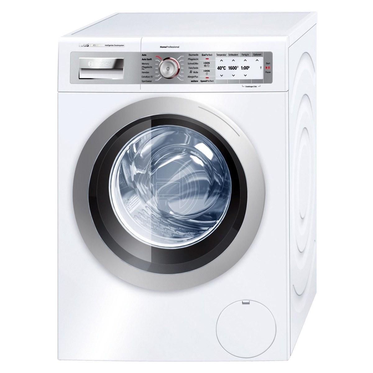 تصویر ماشین لباسشویی بوش مدل WAY32841IR ظرفیت 9 کیلوگرم ا Bosch WAY32841IR Washing Machine 9Kg Bosch WAY32841IR Washing Machine 9Kg