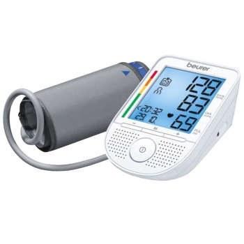 فشارسنج سخنگو بیورر مدل BM53 | Beurer BM53 speaking upper arm blood pressure monitor