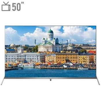 تلویزیون ال ای دی ۵۰ اینچ TCL مدل ۵۰P8S