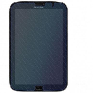 تصویر محافظ صفحه نمایش ضد ضربه گلس نانو تبلت سامسونگ Note 8 N5100