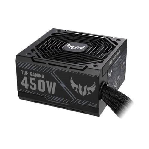 تصویر Power Supply Asus TUF Gaming 450B پاور کامپیوتر ایسوس TUF Gaming 450B