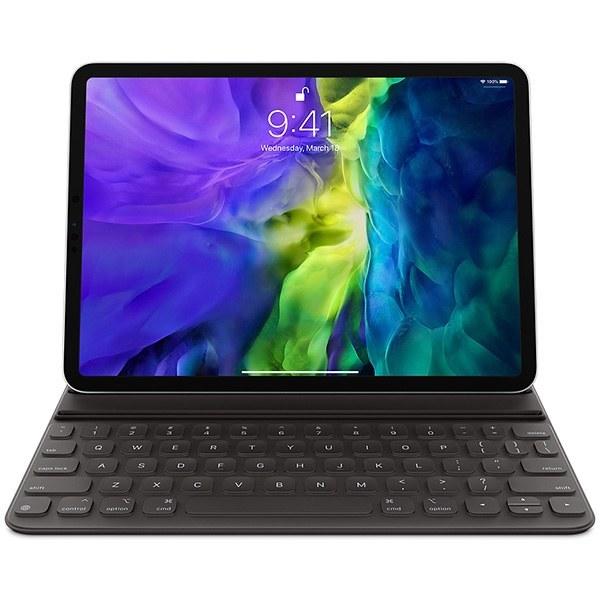 کیبرد آیپد اپل مدل Smart Keyboard Folio مخصوص آیپد پرو 11 اینچ 2020