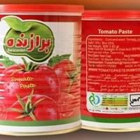 تصویر رب گوجه فرنگی 800 گرمی