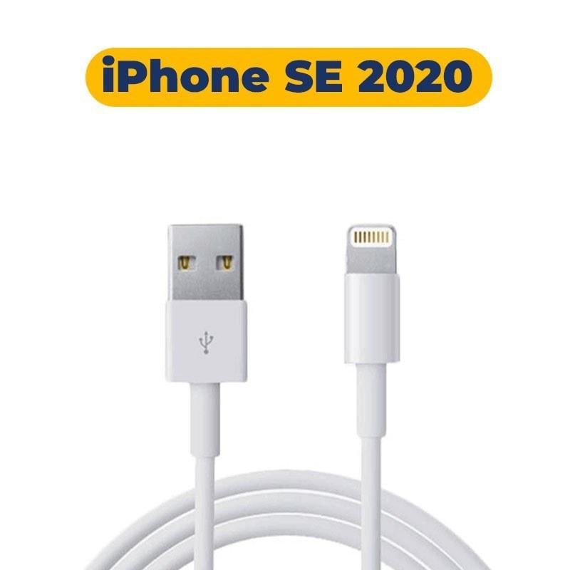 تصویر کابل شارژر Apple iPhone SE 2020