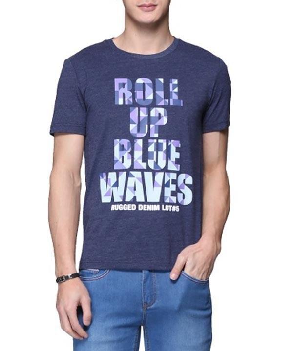 تی شرت نخی مردانه جین وست