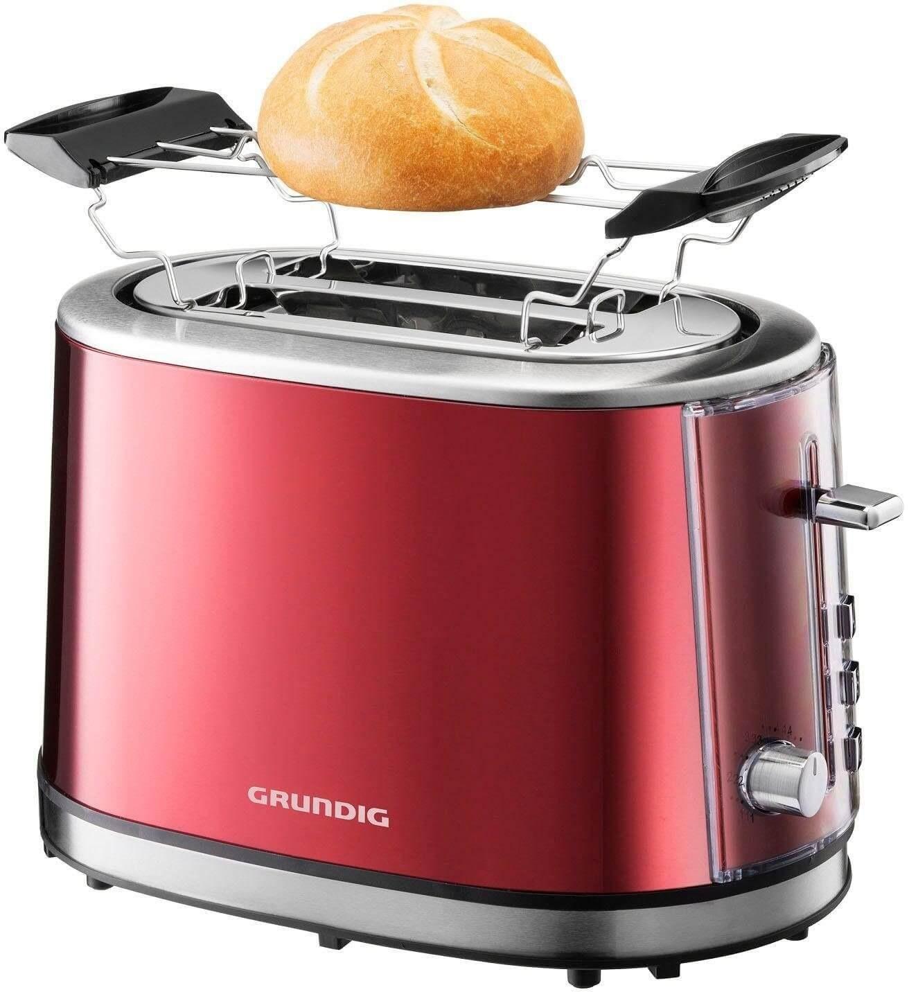 تصویر توستر گروندیگ آلمان Grundig Toaster TA 6330 850 W