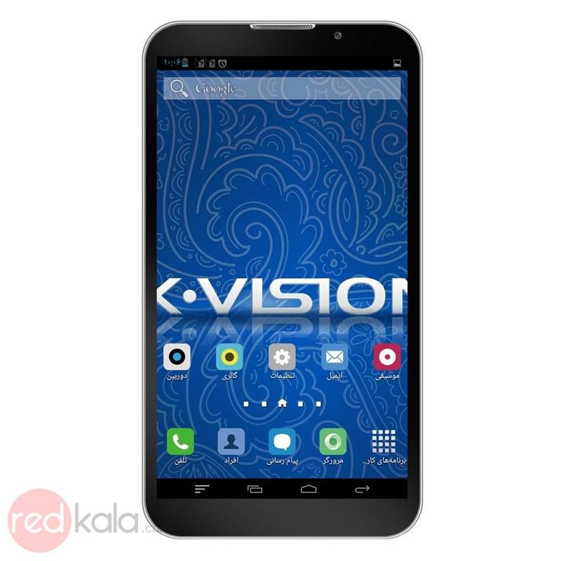 تبلت ایکس ویژن مدل X70 - XZ7080LC ظرفیت 16 گیگابایت   X.Vision X70 - XZ7080LC 16GB Tablet