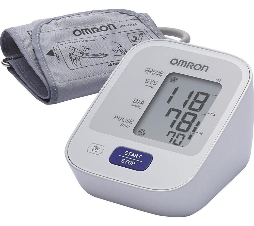 تصویر فشارسنج بازویی Omron Upper arm Blood Pressure Monitor M2