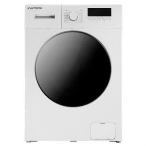 تصویر ماشین لباسشویی  ایکس ویژن مدل TE62 X.Vision TE62 AS Washing Machine