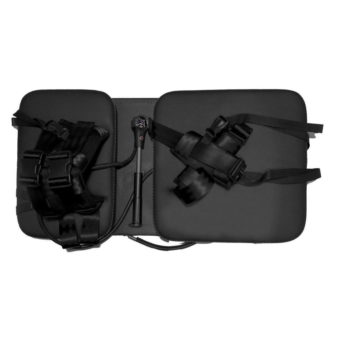 تصویر دستگاه دیسک کمر مدل L5                             L5 Lumbar Traction Unit