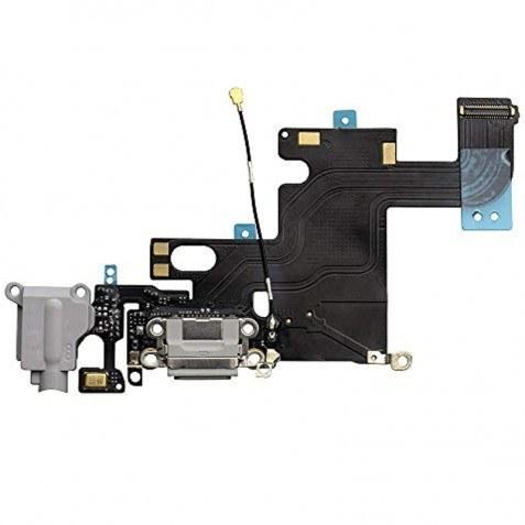 تصویر فلت شارژ گوشی موبایل آیفون 6 Apple iPhone ا Apple iPhone 6G Charge Board Apple iPhone 6G Charge Board