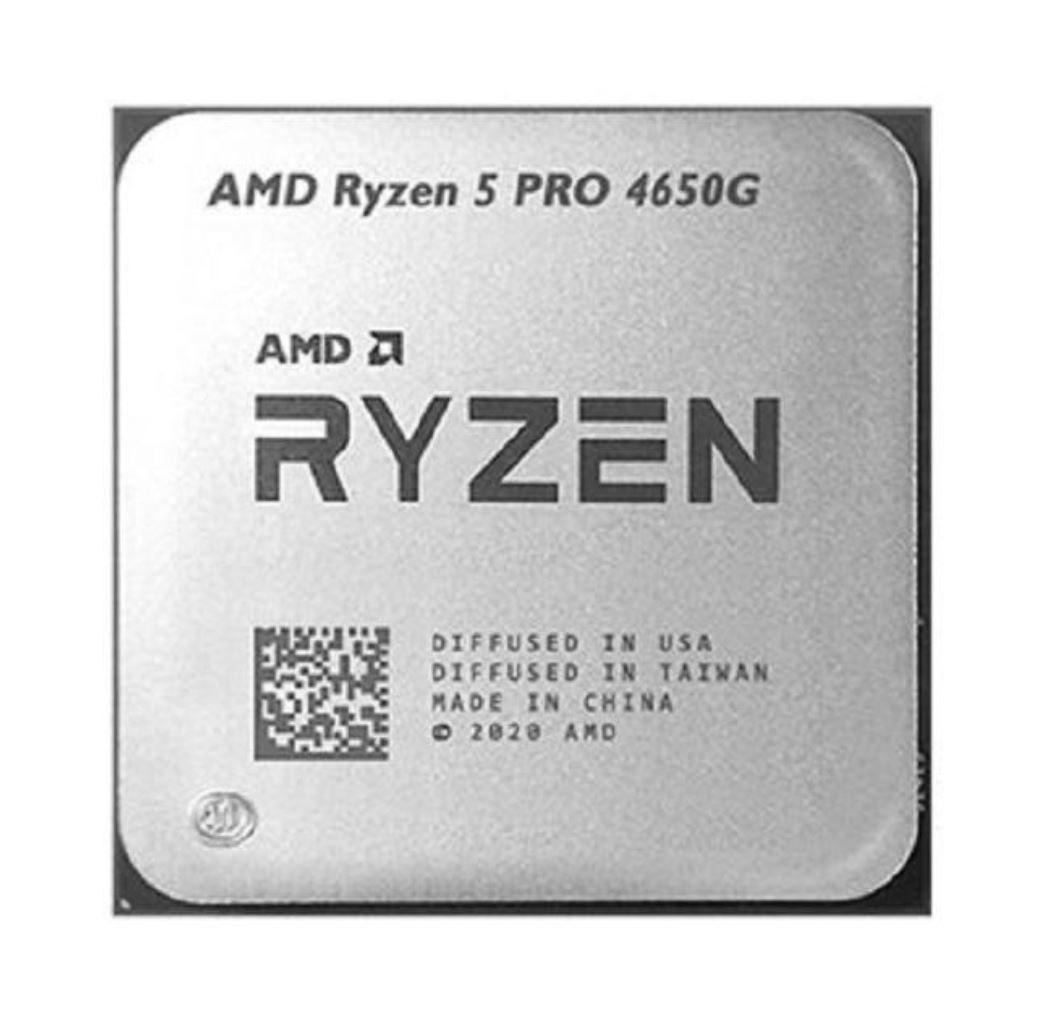 تصویر پردازنده ای ام دی مدل Ryzen 5 PRO 4650G