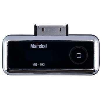 تصویر پخش کننده اف ام خودرو مارشال مدل ME-193 Marshal  ME-193 Car FM Transmitter
