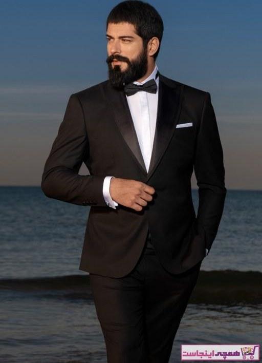 تصویر کت شلوار مردانه اصل جدید برند ALTINYILDIZ CLASSICS رنگ مشکی کد ty93286200