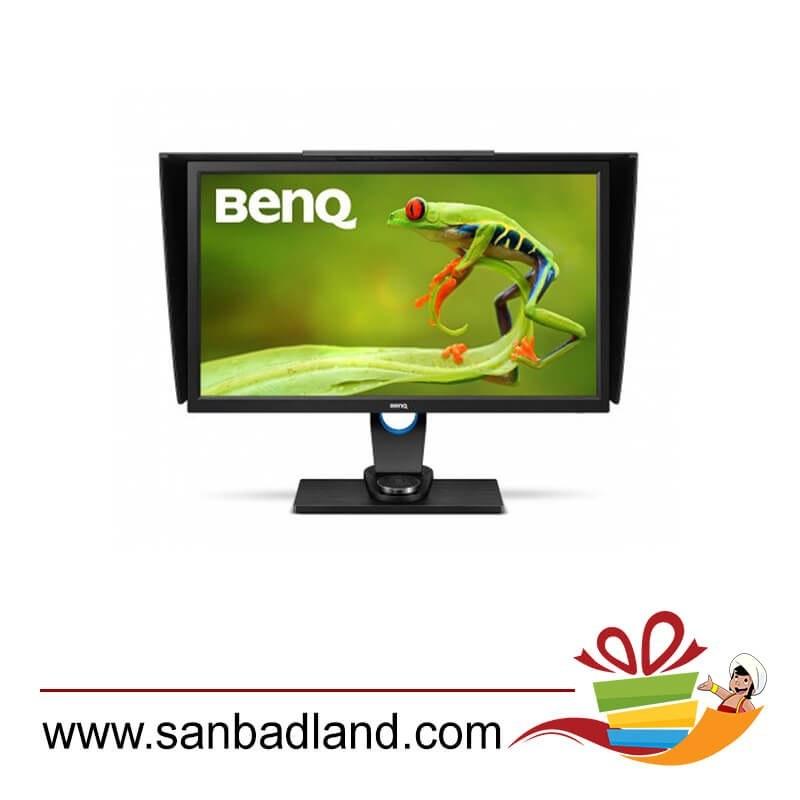 تصویر مانیتور بنکیو مدل SW2700PT سایز 27 اینچ BenQ SW2700PT Monitor 27 Inch