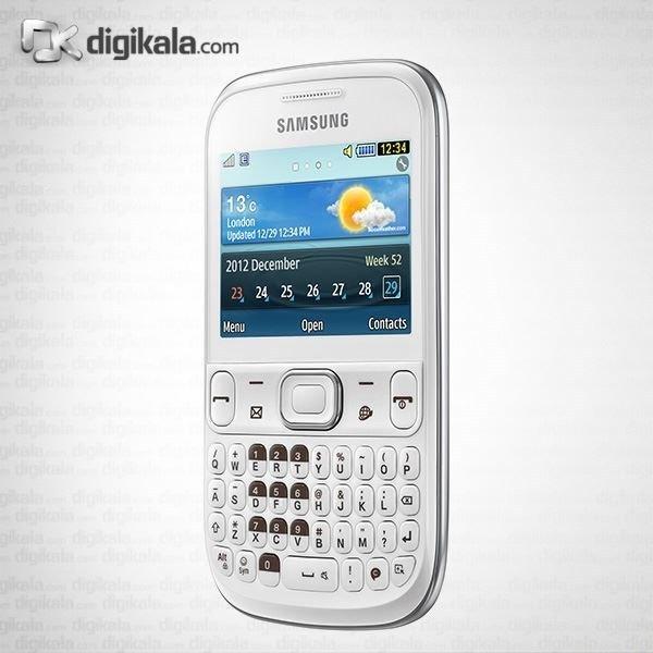 img گوشي موبايل سامسونگ چت 333 Samsung Ch@t 333 Mobile Phone
