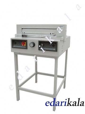 تصویر دستگاه برش کاغذ برقی SYSFORM 450EP SYSFORM 450EP Cutting Paper Machine