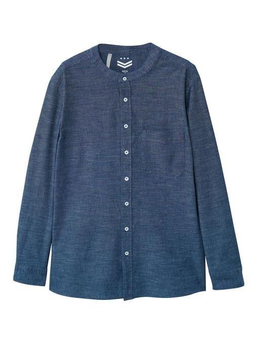 عکس پیراهن آستین بلند مردانه منگو  پیراهن-استین-بلند-مردانه-منگو