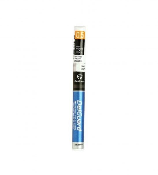 نوک مداد نوکی 0.5 میلی متری DELGUARD