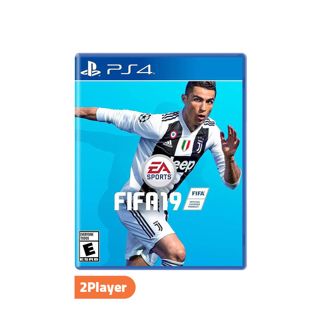 تصویر Fifa 19 - PS4