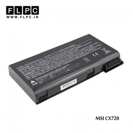 main images باطری لپ تاپ ام اس آی MSI CR500 Laptop Battery _6cell