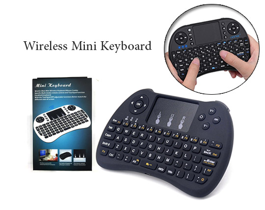 مینی کیبورد بیسیم Wireless Mini Keyboard