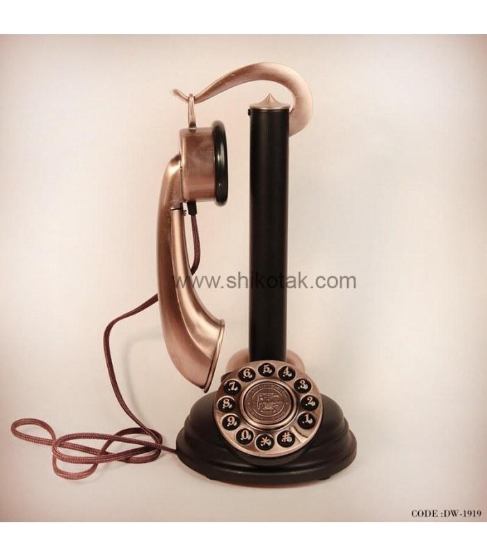 تصویر تلفن کلاسیک مدل 1919
