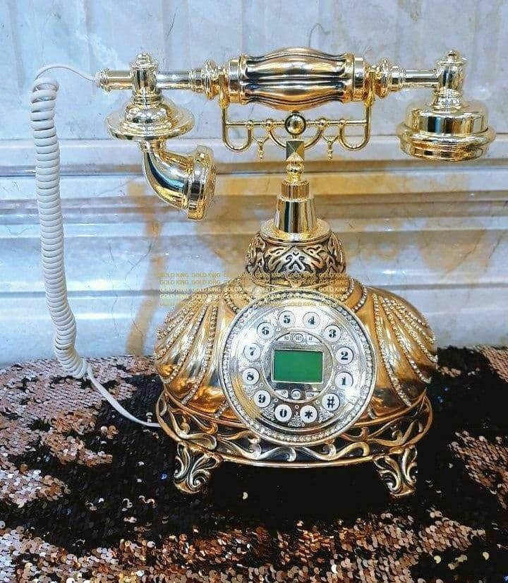 تصویر تلفن سلطنتی لوکس L43