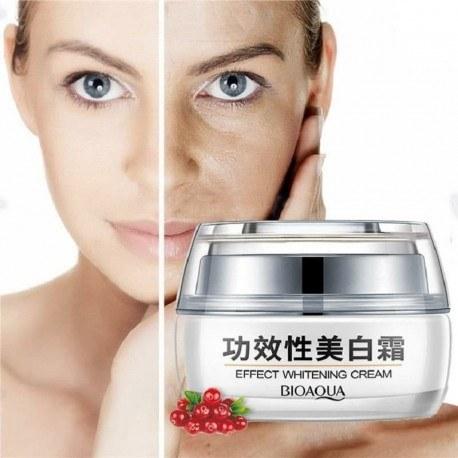 تصویر کرم ضد لک و روشن کننده پوست صورت بایو آکوا BioAqua