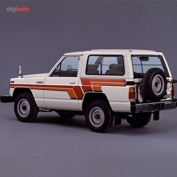 عکس خودرو نیسان پاترول دنده ای سال 1986 Nissan Patrol 1986 MT خودرو-نیسان-پاترول-دنده-ای-سال-1986 4