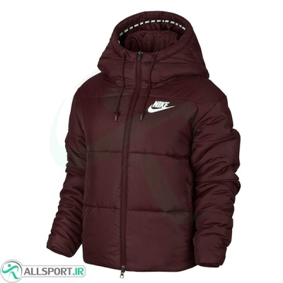کاپشن زنانه نایک Nike Women Sportswear Synthetic Fill Jacket 869258-619