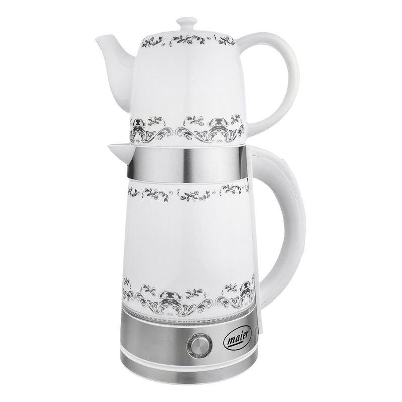 تصویر چای ساز روهم مایر مدل MR-2055 Maier MR-2055 Tea Maker