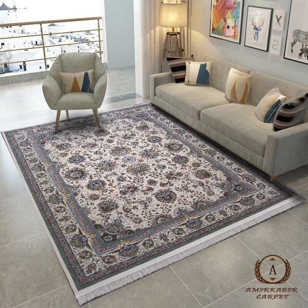 تصویر فرش 1000 شانه طرح یاشار