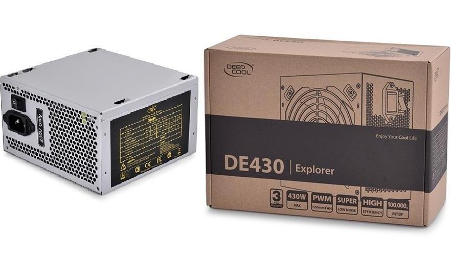تصویر پاور حرفه ای دیپ کول مدل دی ای 430 پاور دیپ کول DE430-Explorer Power Supply