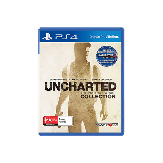 تصویر Uncharted Nathan Drake Collection - PS4