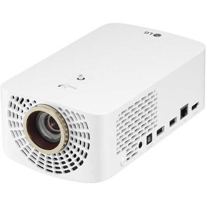 تصویر ویدیو پروژکتور ال جی LG HF60LA روشنایی 1400 لومنز، رزولوشن 1920x1080