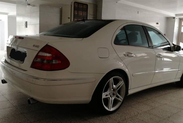 خودرو بنز، e240، 1384