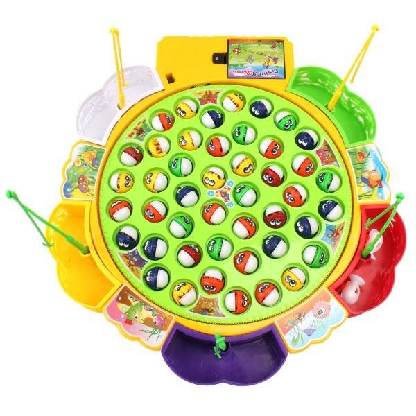 بازی آموزشی فیشینگ طرح ماهیگیری مدل 7047