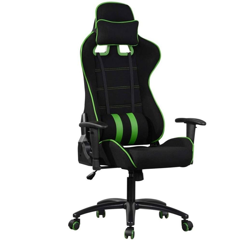 تصویر صندلی گیمینگ VOFFOV Gaming Chair Racing Chair