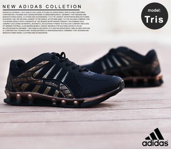 کفش مردانه Adidas مدل Tris |