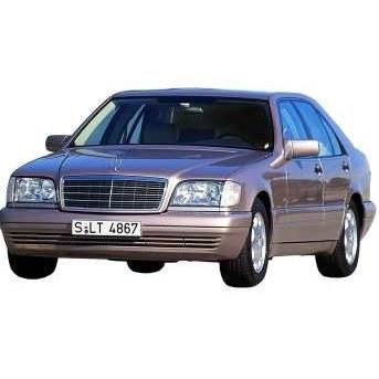 خودرو مرسدس بنز S420 اتوماتیک سال 1995 | Mercedes Benz S420 1995 AT