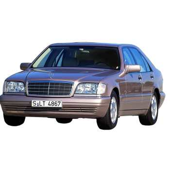 خودرو مرسدس بنز S420 اتوماتیک سال 1995