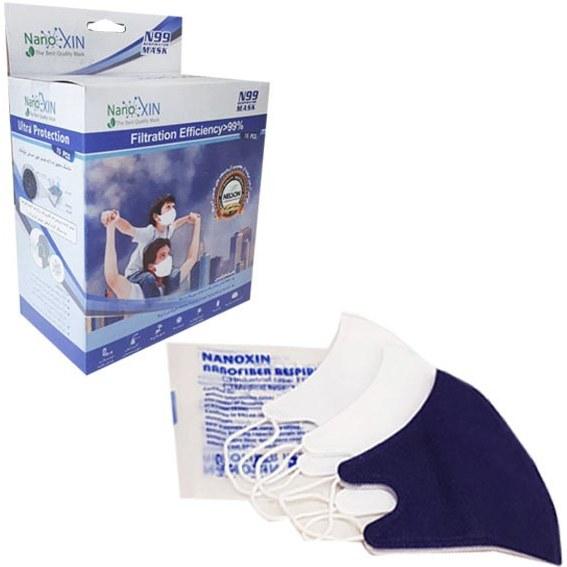 ماسک تنفسی نانوکسین مدل NANOXIN N99