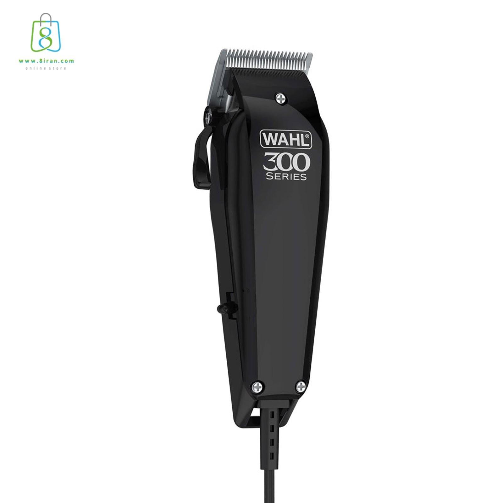 تصویر ماشین اصلاح سر و صورت وال مدل Home Pro 300 Series WAHL Home Pro 300 Series Complete Haircutting Kit