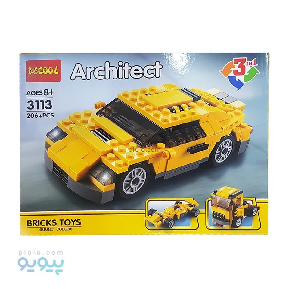 لگو ساختنی دکول مدل ۳۱۱۳ |